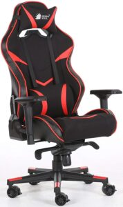 Green Soul Gaming Chair | Monster (T) Serieas